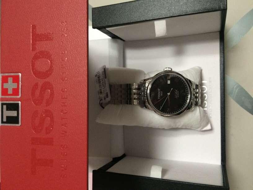 天梭T41.1.483.53手表【表友晒单作业】给老公买的...