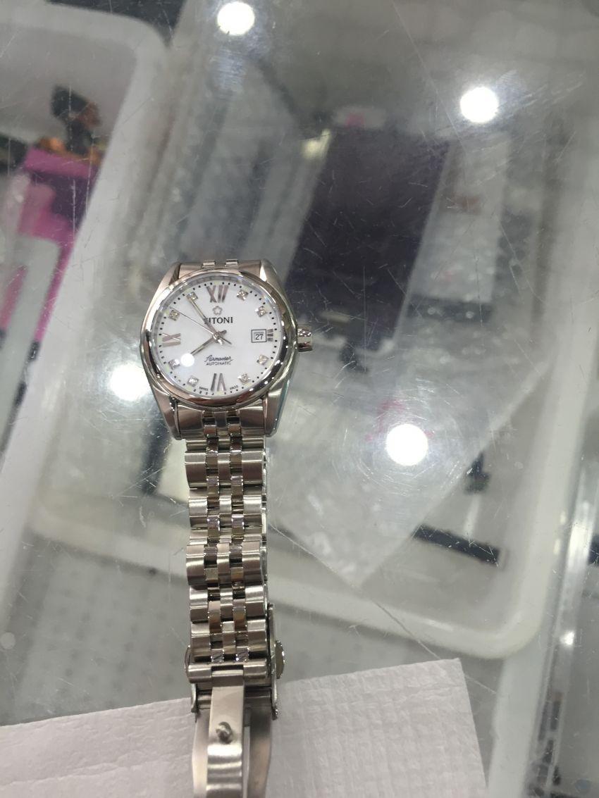 梅花23909 S-063手表【表友晒单作业】这款手表之...