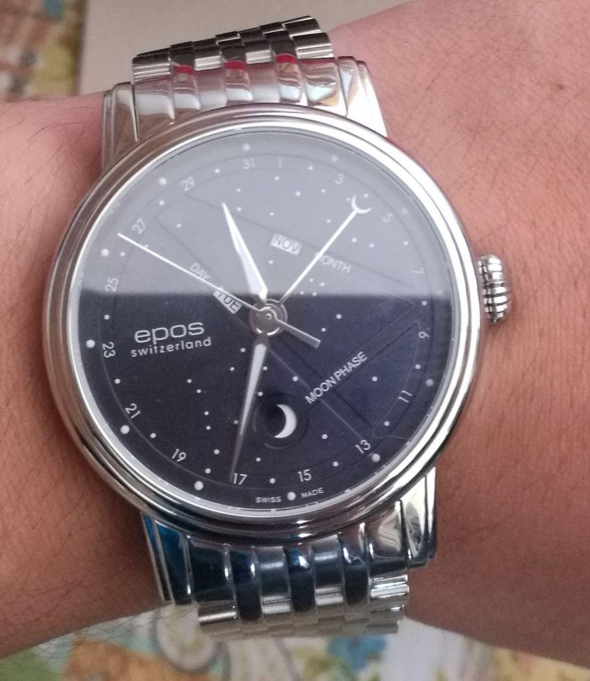 爱宝时3391.832.20.16.25手表【表友晒单作业】手表不错,...