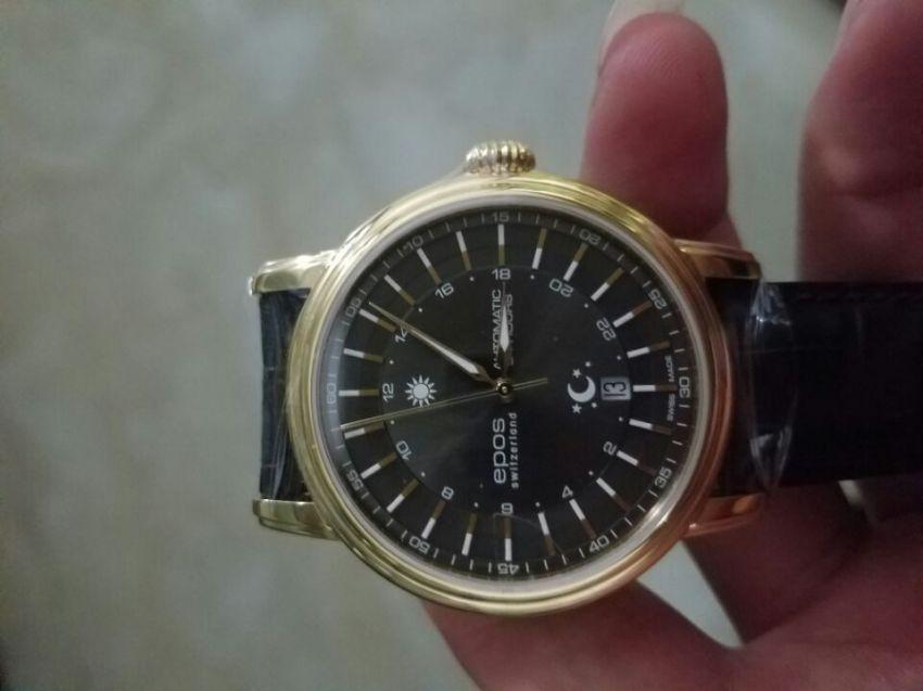 爱宝时3390.302.22.14.25手表【表友晒单作业】这手表很很...