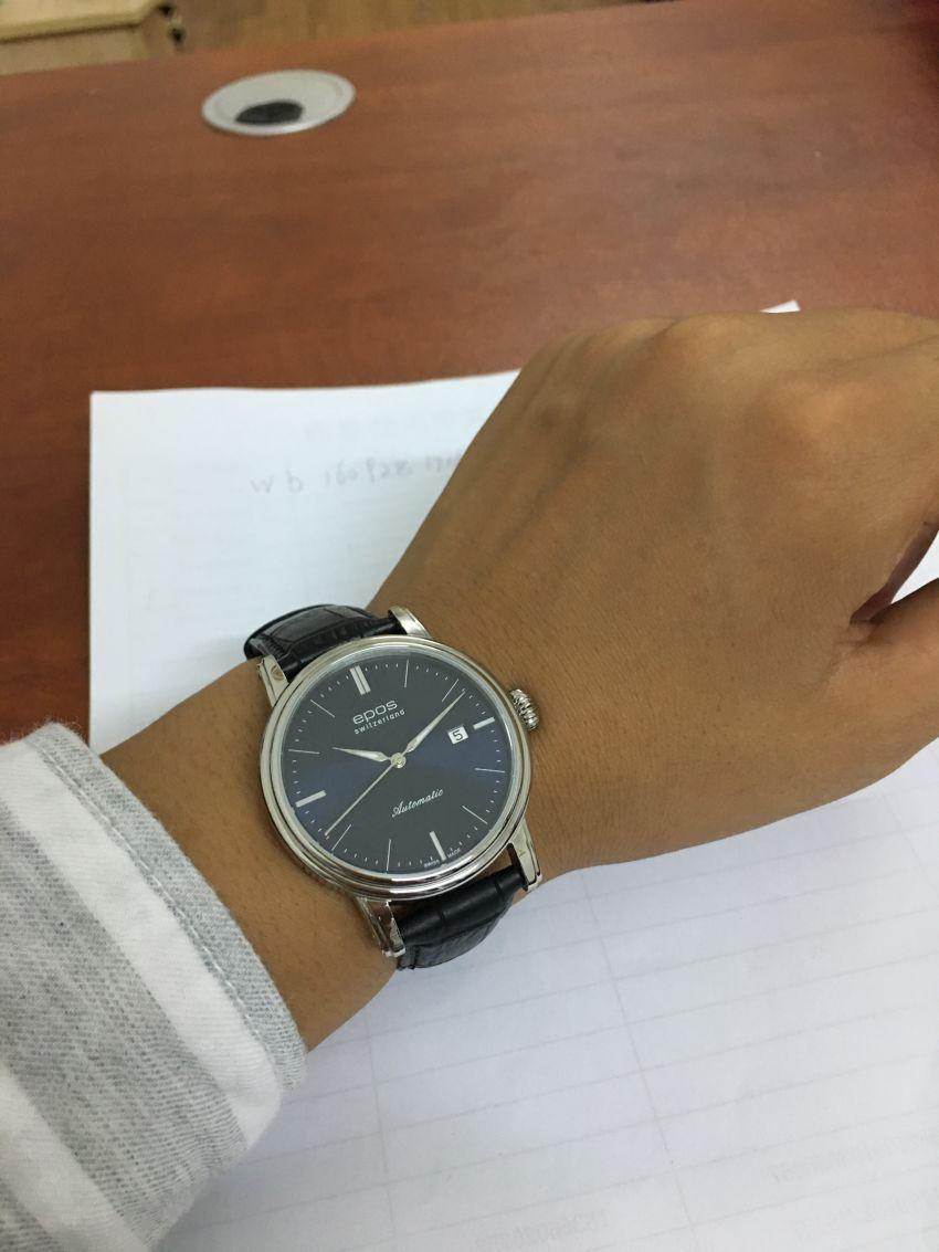 爱宝时3390.152.20.16.25手表【表友晒单作业】手表不错,...