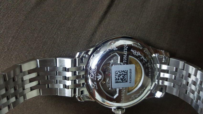 天梭T41.1.483.33手表【表友晒单作业】该有的都有...