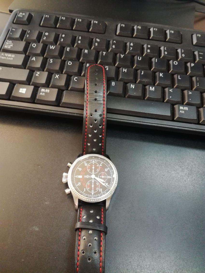迪沃斯16100956手表【表友晒单作业】手表戴了有...