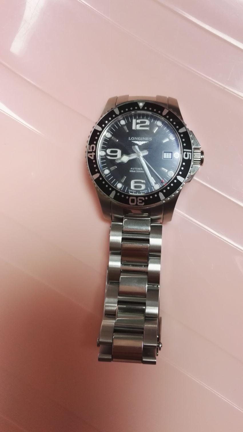 浪琴L3.641.4.56.6手表【表友晒单作业】戴起来很协...