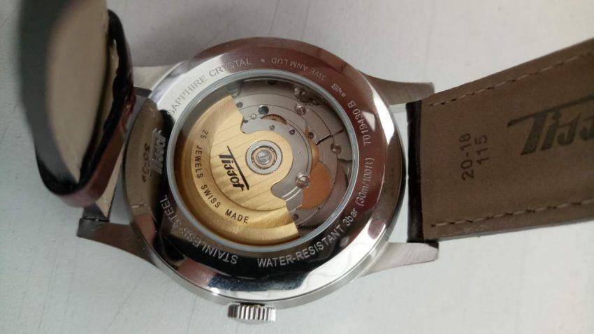 天梭T019.430.16.031.01手表【表友晒单作业】看着比较低...