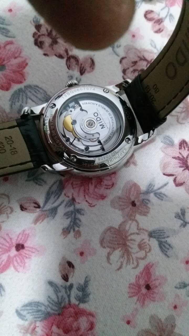 美度M010.408.16.033.20手表【表友晒单作业】表包装的非...