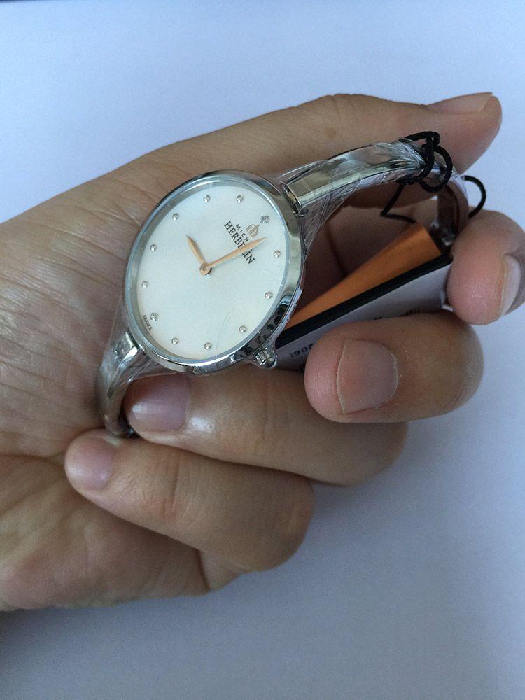 赫柏林17411/B19手表【表友晒单作业】给老婆挑的...