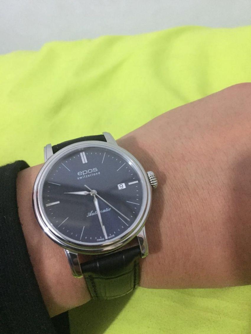 爱宝时3390.152.20.16.25手表【表友晒单作业】第一次在万...
