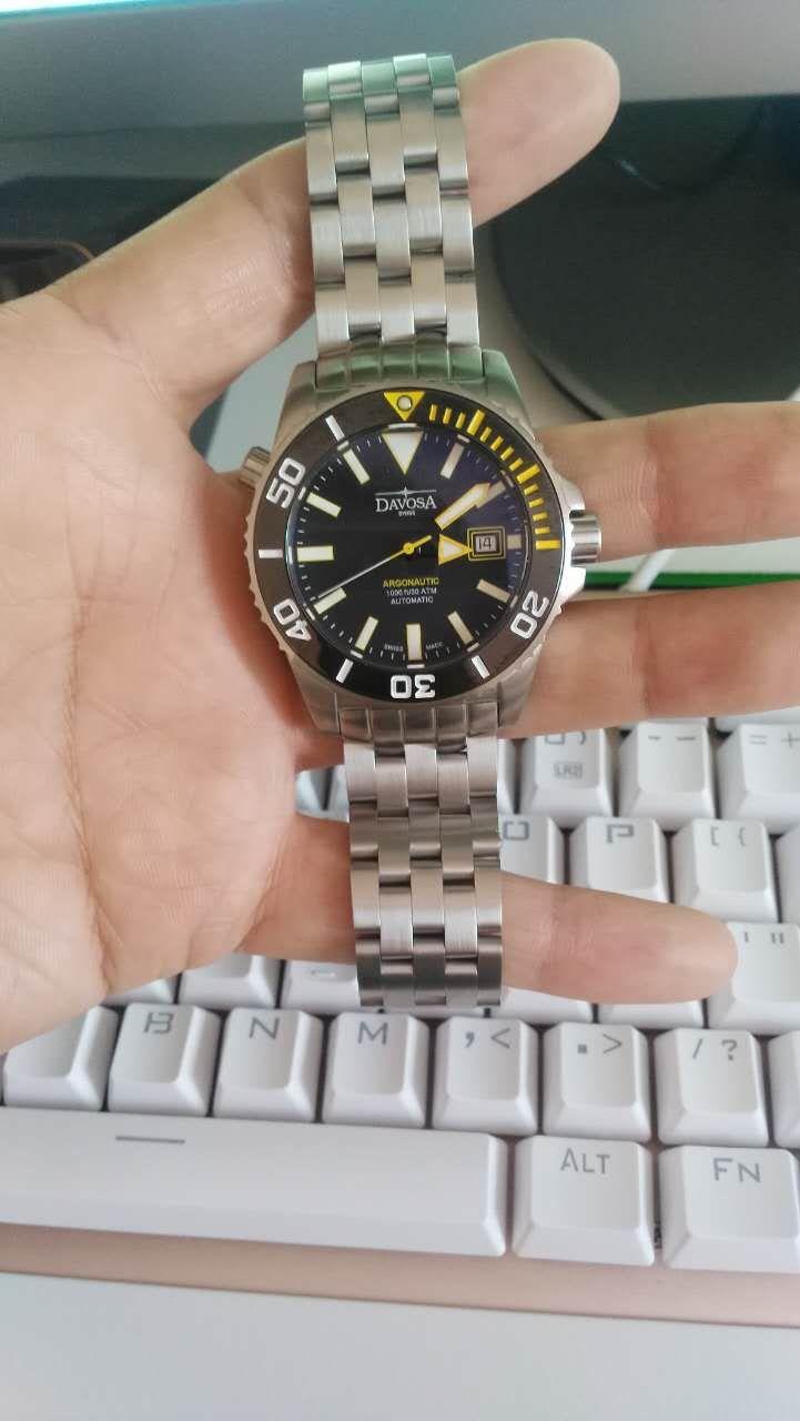 迪沃斯16149870手表【表友晒单作业】手表今天到...