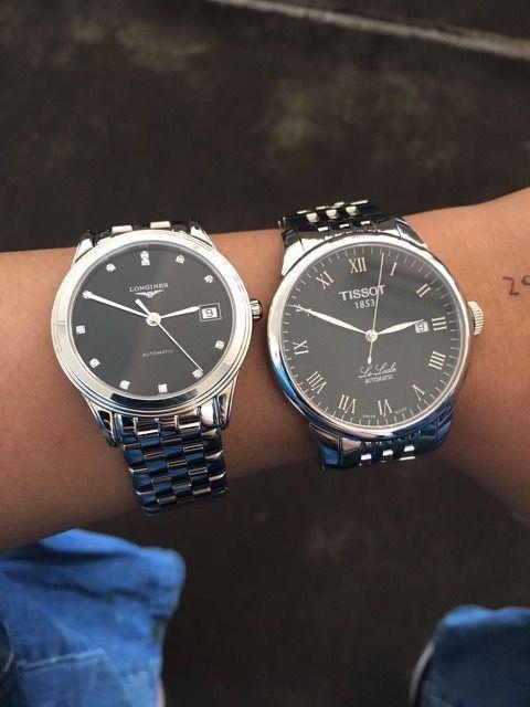天梭T41.1.483.53手表【表友晒单作业】非常棒,不...