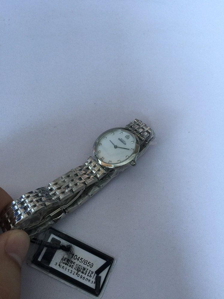 赫柏林1045/B59手表【表友晒单作业】手表戴上手...