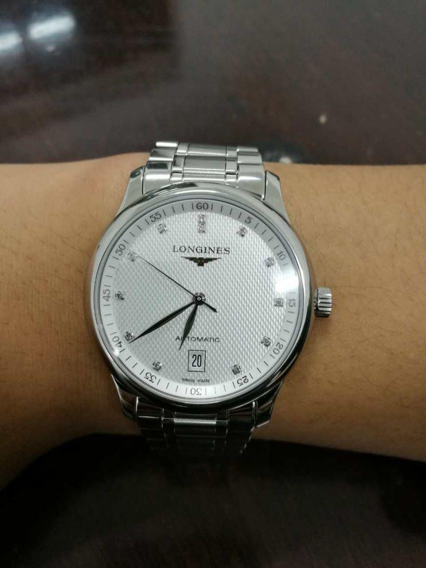 浪琴L2.628.4.77.6手表【表友晒单作业】万表的东西...