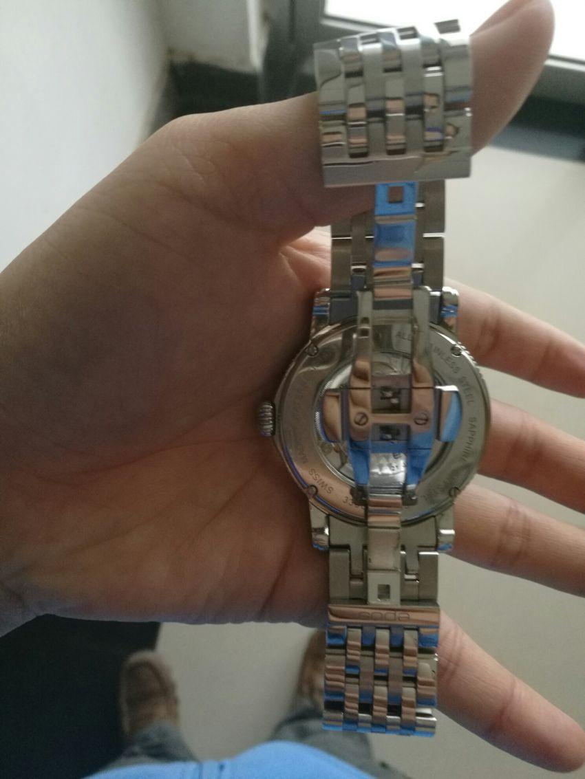 爱宝时3390.152.20.10.30手表【表友晒单作业】手表很不错...