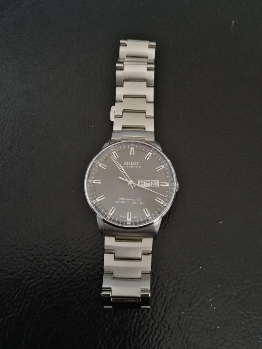 美度M021.431.11.061.00手表【表友晒单作业】物流非常快...