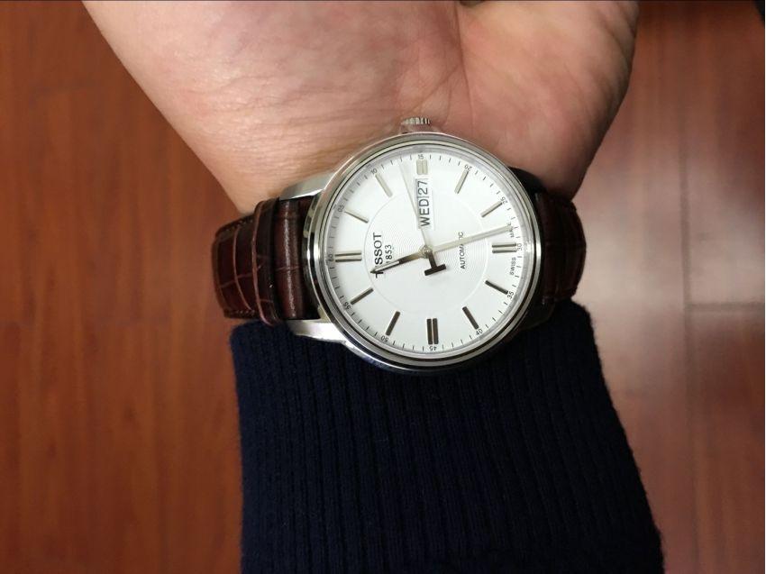 天梭T065.430.16.031.00手表【表友晒单作业】不错,我很...