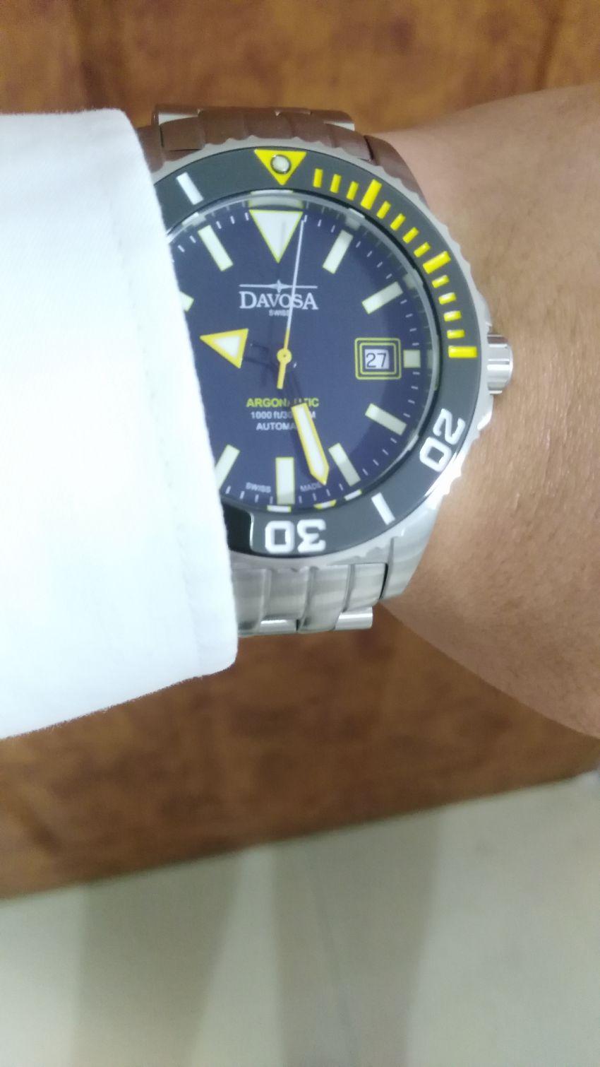 迪沃斯16149870手表【表友晒单作业】这次购物经...