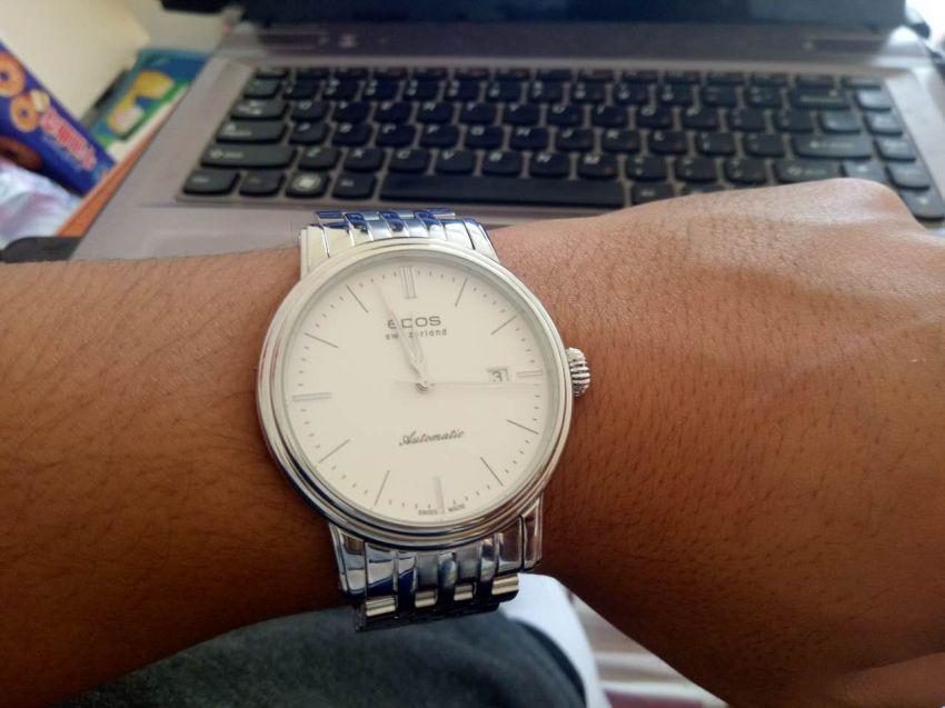 爱宝时3390.152.20.10.30手表【表友晒单作业】货收到了...