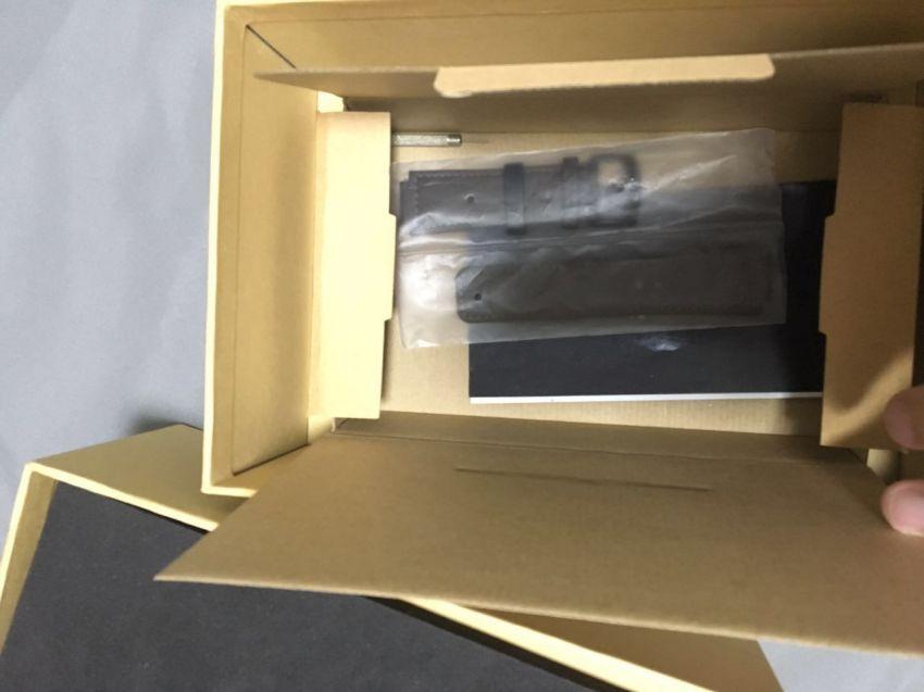 驰客CC-G-BG-001手表【表友晒单作业】盒子简洁大...
