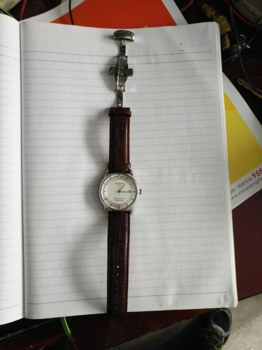 天梭T086.408.11.031.00手表【表友晒单作业】手表带了一...