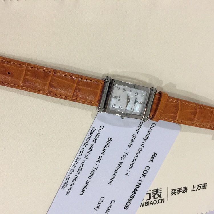 赫柏林COF.17048/89OB手表【表友晒单作业】绕带表设计...