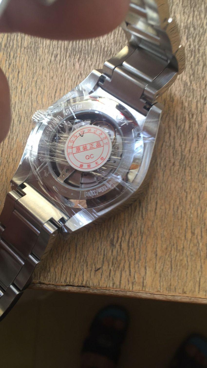 天梭T044.430.21.041.00手表【表友晒单作业】已收到,1...