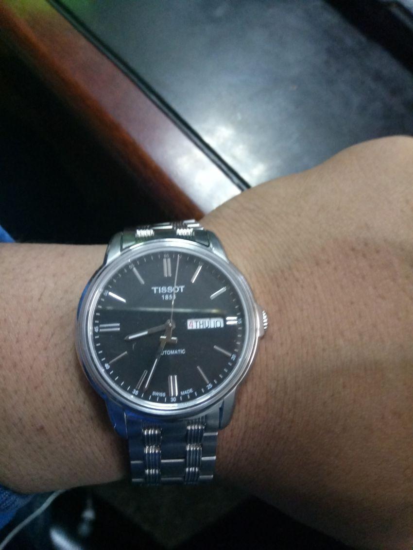天梭T065.430.11.051.00手表【表友晒单作业】不错 喜欢...