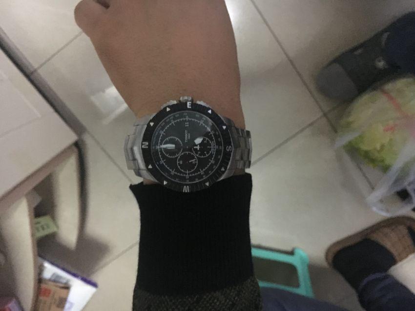 天梭T062.427.11.057.00手表【表友晒单作业】还不错 服...