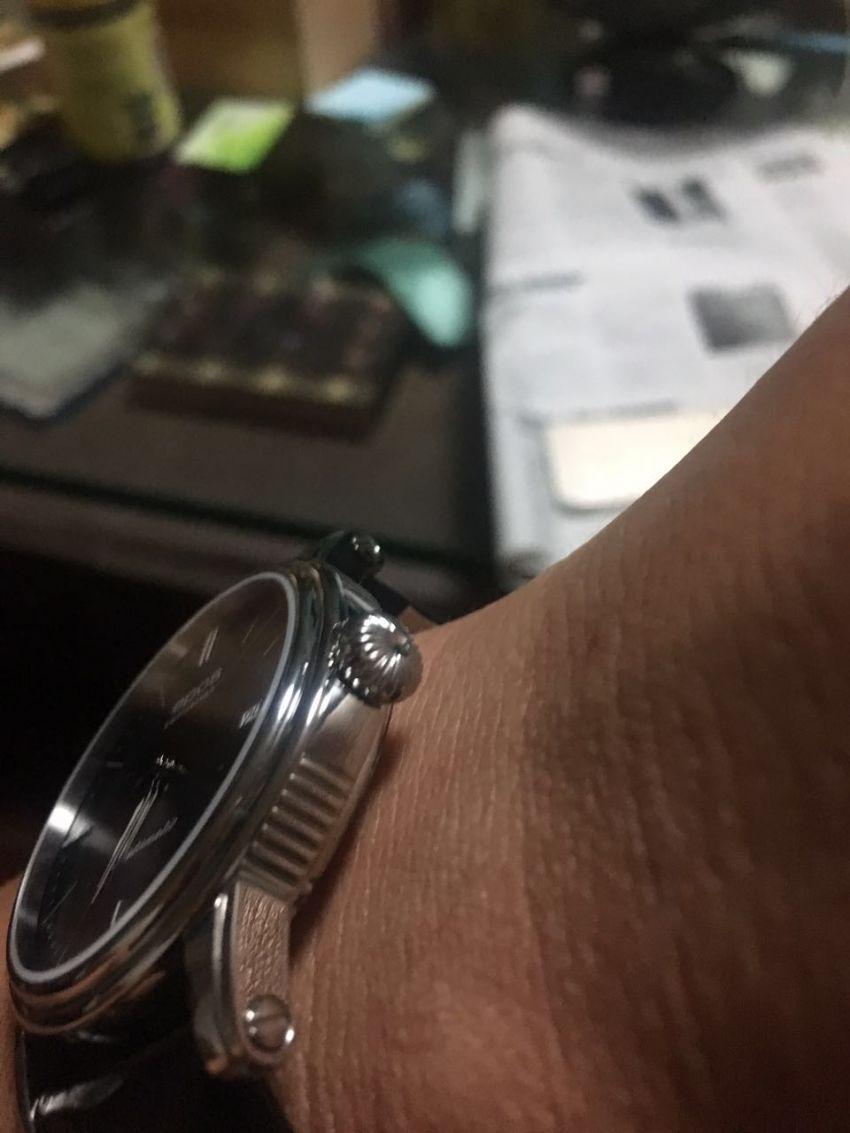 爱宝时3390.152.20.16.25手表【表友晒单作业】这是我第一...