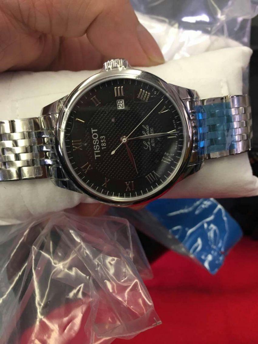 天梭T41.1.483.53手表【表友晒单作业】早就关注了...