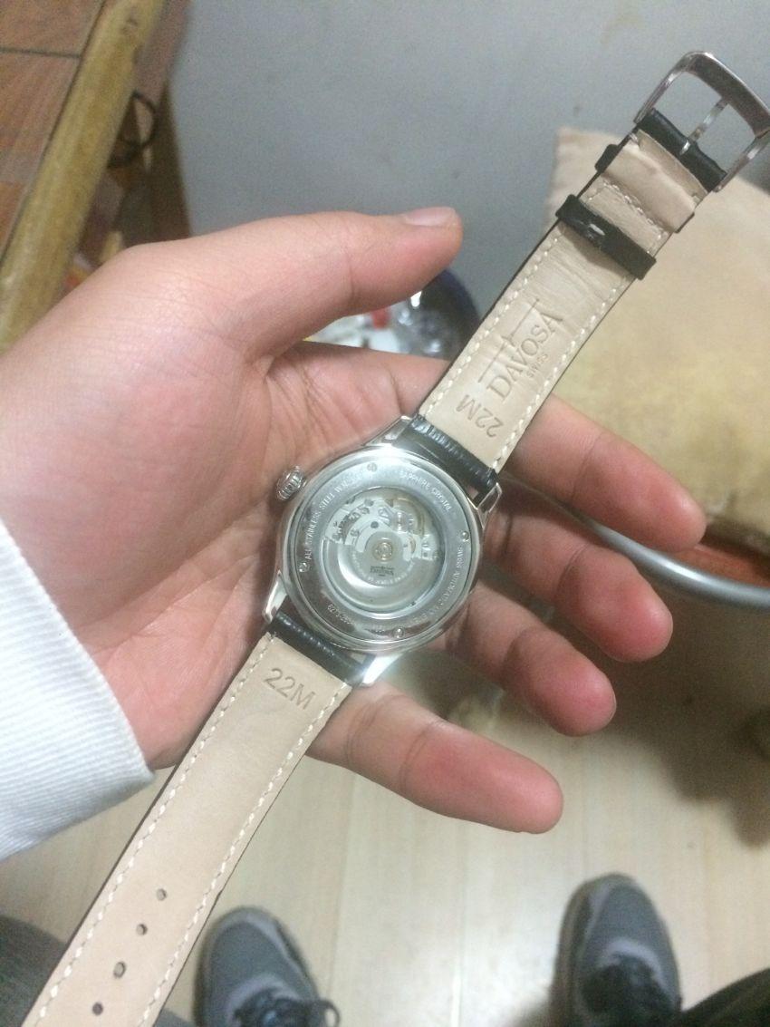 迪沃斯16148316手表【表友晒单作业】双十一下的...