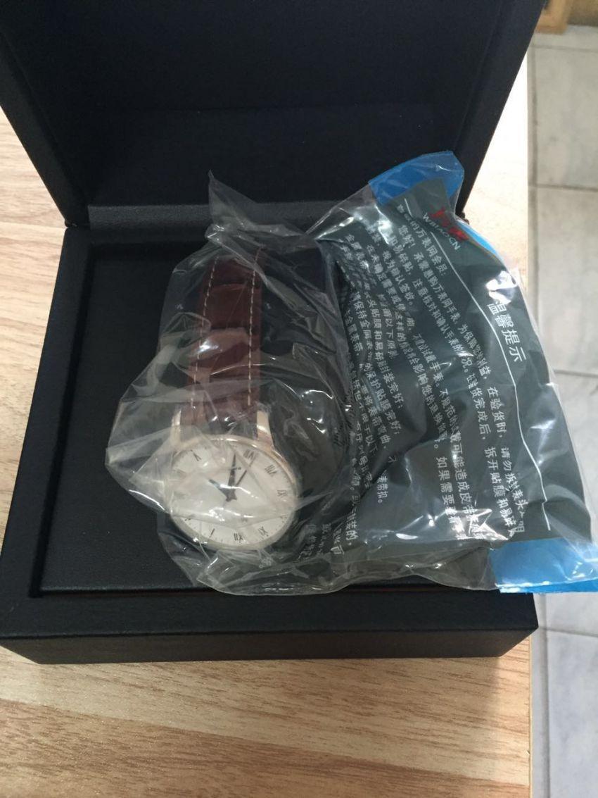 美度M8600.4.26.8手表【表友晒单作业】刚刚收到货...