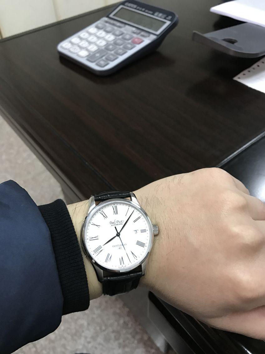 柏高P4104.SG.1021.1106手表【表友晒单作业】首先感谢0...