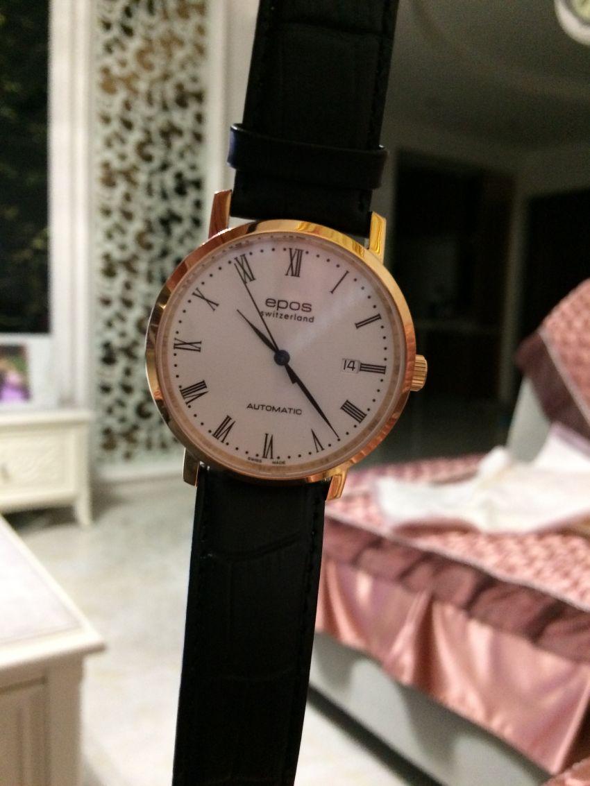 爱宝时3387.152.24.20.15手表【表友晒单作业】表的质地很...