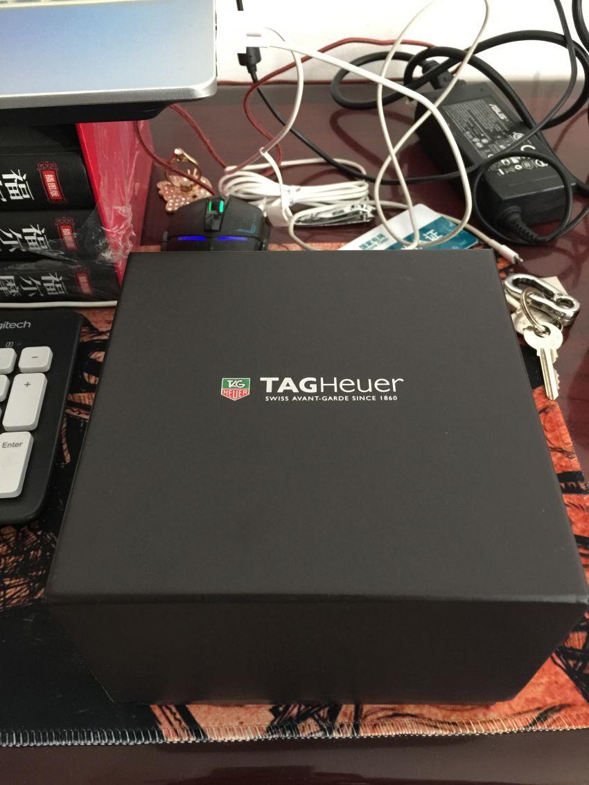 泰格豪雅wv5111.fc6350手表【表友晒单作业】很喜欢,真...