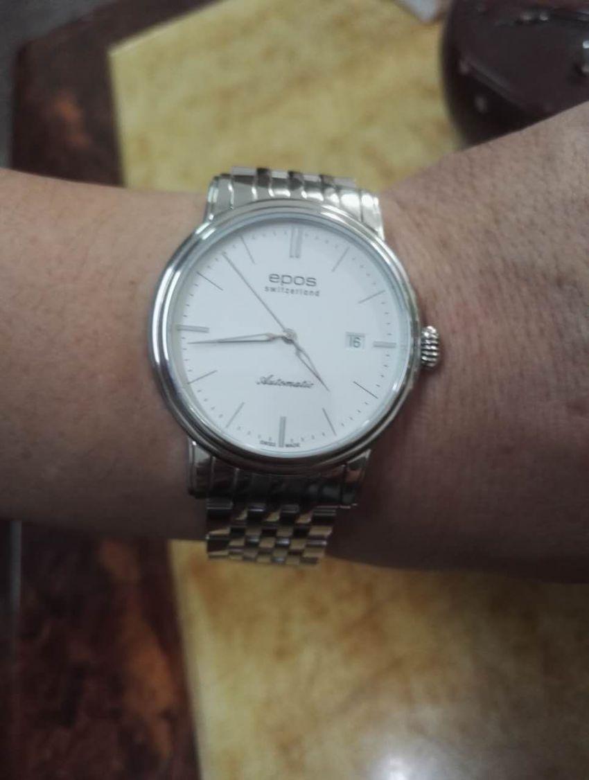 爱宝时3390.152.20.10.30手表【表友晒单作业】当时是想美...