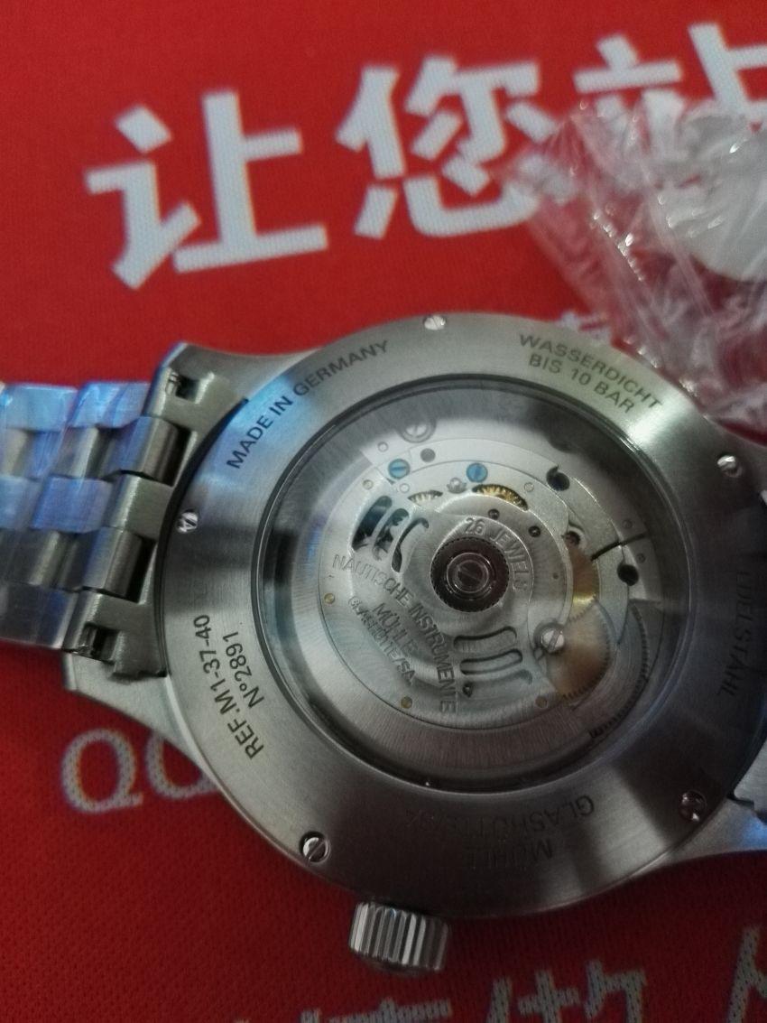 格拉苏蒂·莫勒M1-37-44-MB手表【表友晒单作业】戴了半个月...