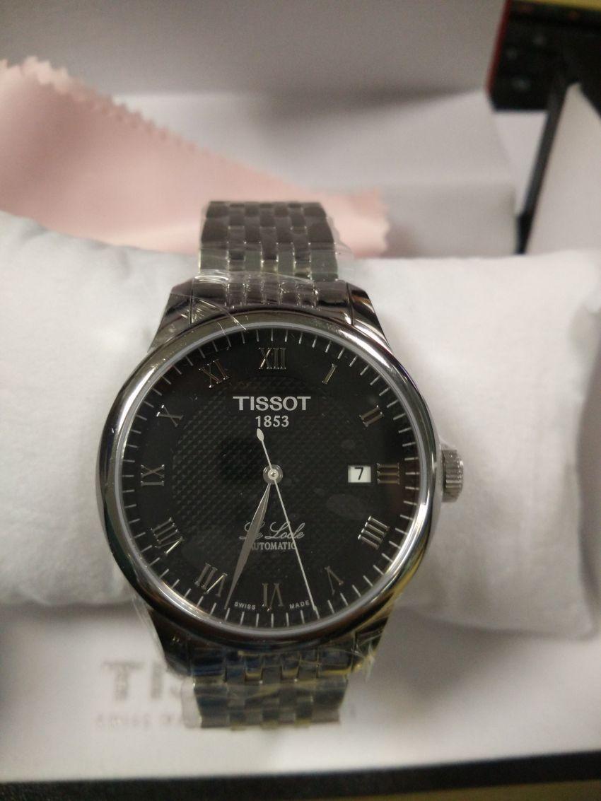 天梭T41.1.483.53手表【表友晒单作业】手表不错很...
