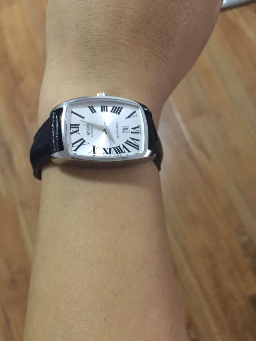 美度M003.107.16.033.00手表【表友晒单作业】下午刚收到...