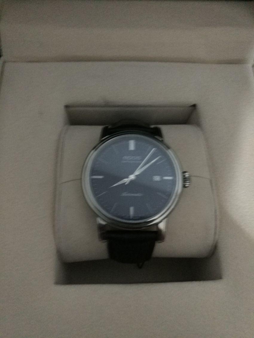 爱宝时3390.152.20.16.25手表【表友晒单作业】手表收到啦...