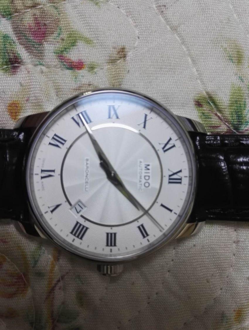 美度M8600.4.21.4手表【表友晒单作业】说实话,自...