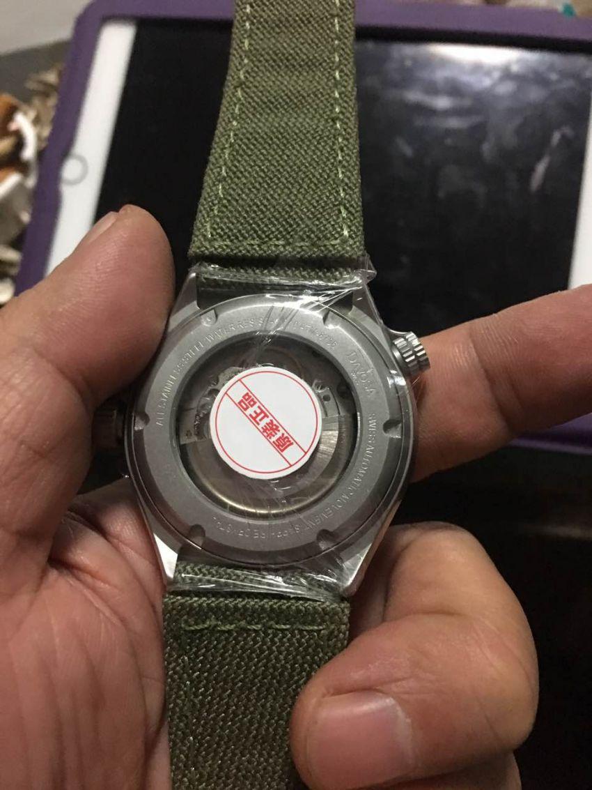 迪沃斯16151875手表【表友晒单作业】很酷的一款...