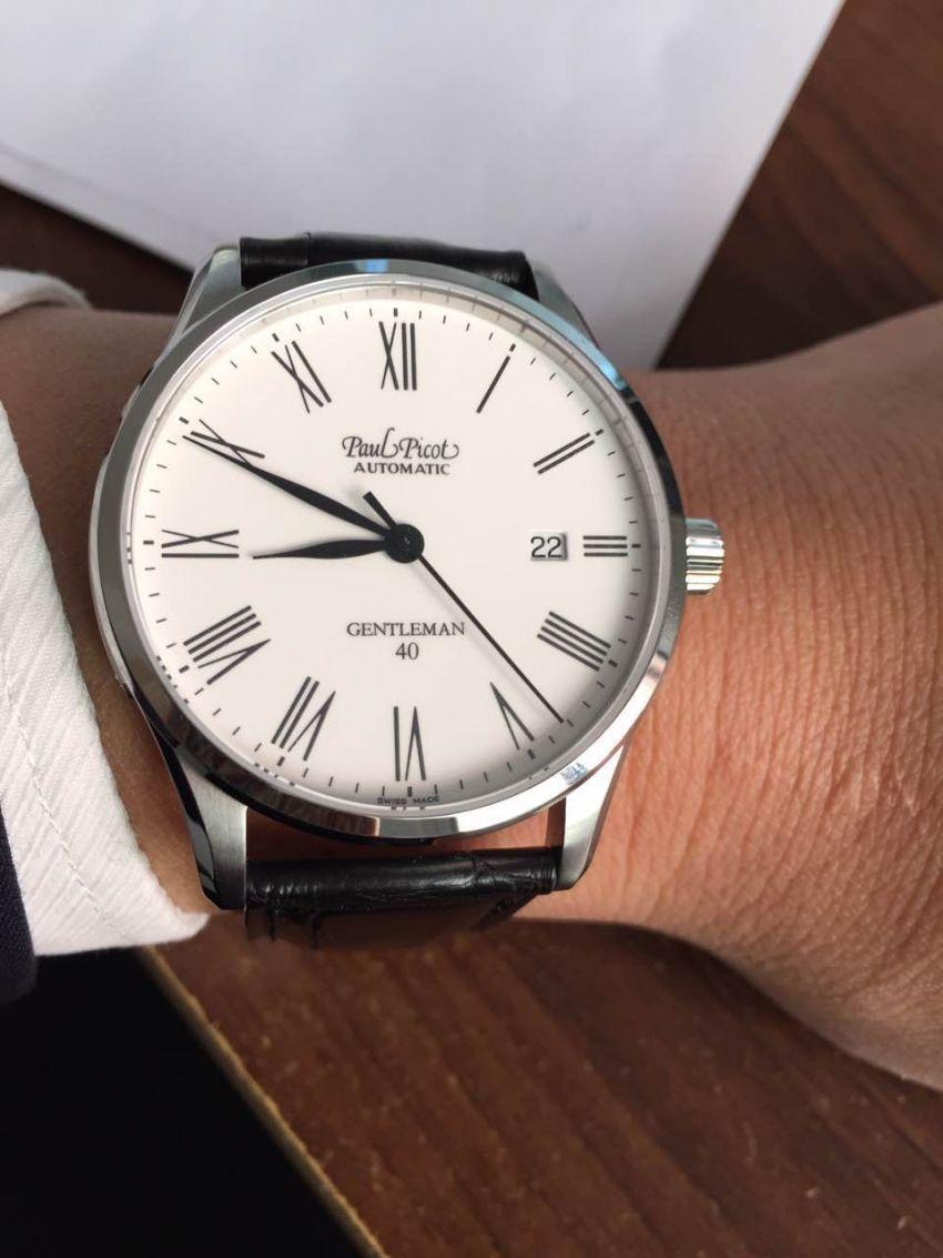 柏高P4104.SG.1021.1106手表【表友晒单作业】戴了两天了...
