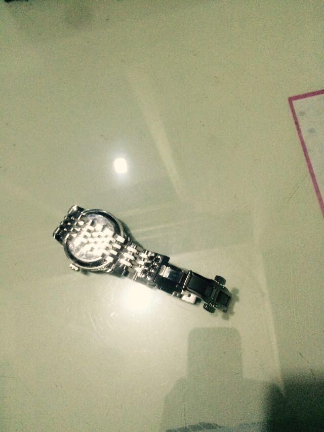 天梭T006.428.11.038.01手表【表友晒单作业】戴起来很大...