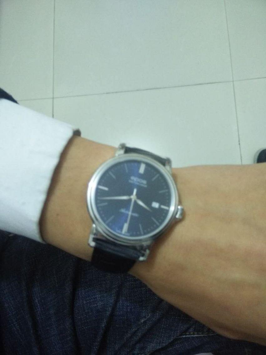 爱宝时3390.152.20.16.25手表【表友晒单作业】首先呢感谢...