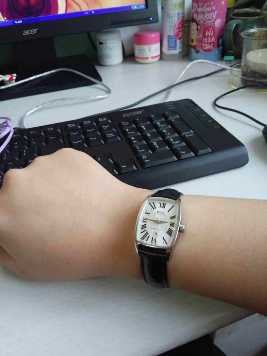 美度M003.107.11.033.00手表【表友晒单作业】没有去验证...