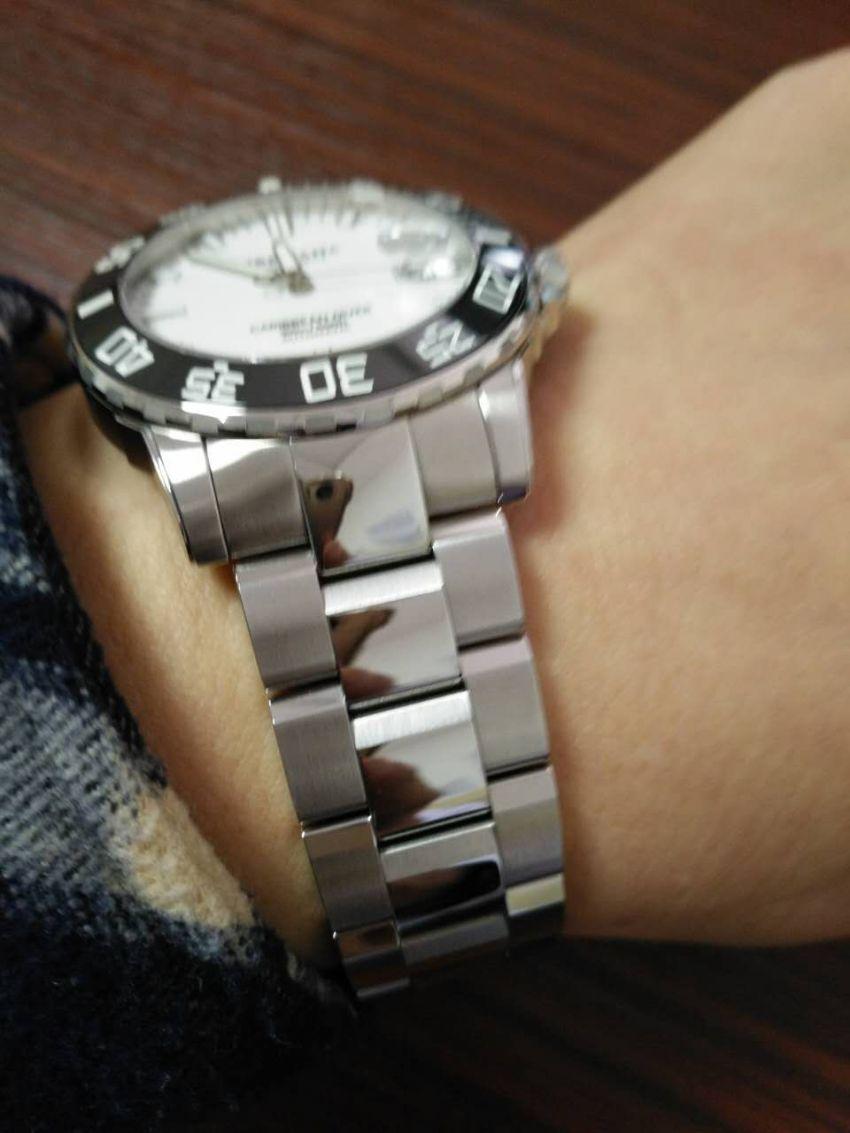 诺美纳86007手表【表友晒单作业】表很漂亮,...