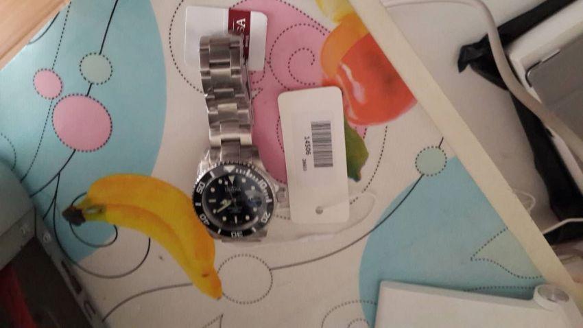 迪沃斯16155550手表【表友晒单作业】表很大气美...