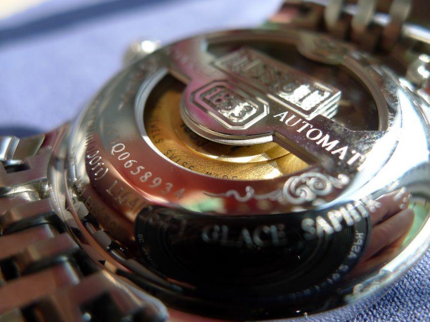 天梭T41.1.483.53手表【表友晒单作业】一直想买个...
