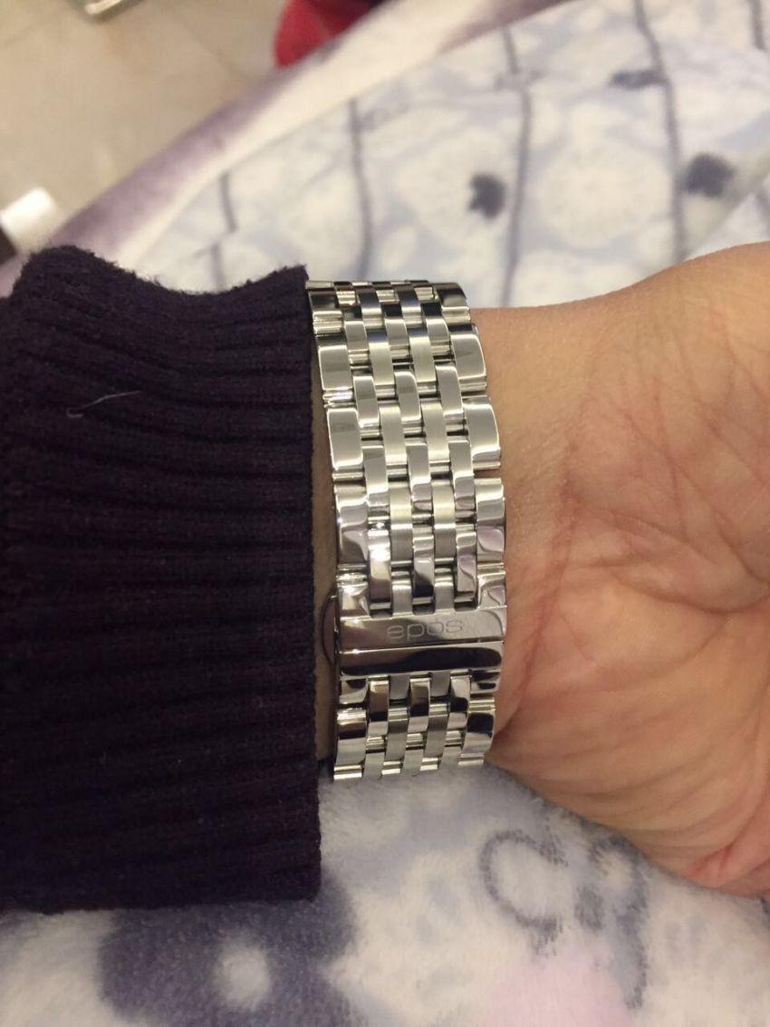爱宝时3390.152.20.10.30手表【表友晒单作业】一直想买个...