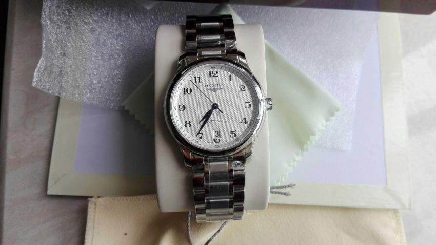 浪琴L2.628.4.78.6手表【表友晒单作业】很愉快的一...